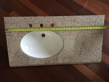 Granite counter top in Joliet, Illinois