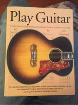 Guitar Book-Hard Cover in Bolling AFB, DC