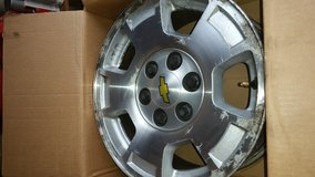 Chevy Tahoe Rims in Joliet, Illinois
