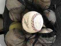Softball coaching gear, multiple items or as whole set in Camp Lejeune, North Carolina
