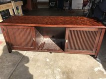 TV Console  $80 or B/O in Fairfield, California