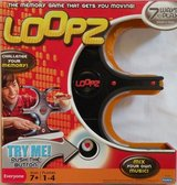 NEW loopz action memory game by radica mattel NIB in Glendale Heights, Illinois