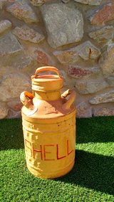 5-Gallon Shell Oil Transfer Can in Las Cruces, New Mexico