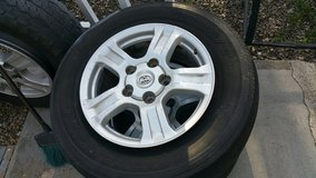 Toyota rims and wheels in Fairfield, California