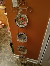 5 Piece Deco Fruit Stand Plate Set in Fort Campbell, Kentucky