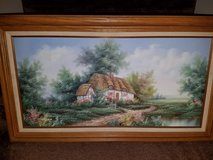 Cottage Oil Painting Picture in Clarksville, Tennessee