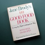 1985 GOOD FOOD HI-CARB COOKBOOK J Brody in Aurora, Illinois