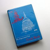 Congressional Club Cook Book 1976 Edition in Aurora, Illinois