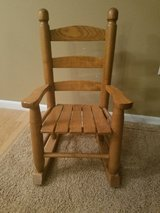 Child's Rocking Chair in Fort Leonard Wood, Missouri