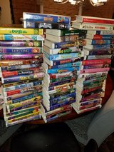 Disney Classic 67 VHS Tapes in Fort Campbell, Kentucky