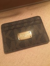 New Michael Kors Brown Signature Card Case in Glendale Heights, Illinois