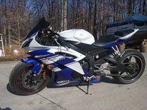 2010 Yamaha YZF R6 in Fort Belvoir, Virginia