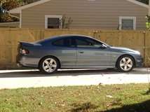 "GTO wheels 17"" oem wheels/tires only in Quantico, Virginia"