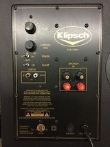 Klipsch powered sub. in Fort Leonard Wood, Missouri