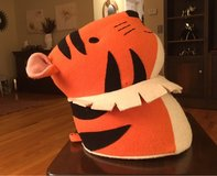 Tiger Head Wall Decor in Naperville, Illinois