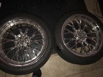20 Inch rims in Joliet, Illinois