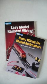 How to wire and set up Hobby Railroad Trains... books in Okinawa, Japan