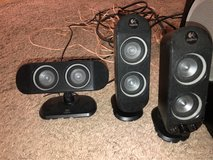 Logitech sound system w/ extra bose speakers in Vacaville, California