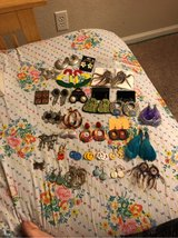 earring lot (30 pairs) in Vacaville, California
