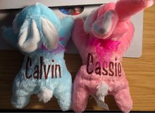 personalized Easter bunnies in Fort Lewis, Washington