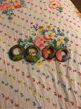 hand painted earrings in Vacaville, California