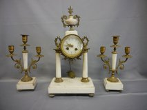 New france clocks are here in Ramstein, Germany