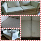 White Loveseat in Joliet, Illinois