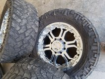 8x6.5 pattern wheels in Fort Leonard Wood, Missouri
