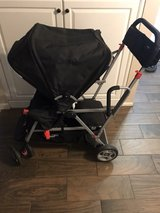 joovy caboose lightweight double stroller in Camp Pendleton, California