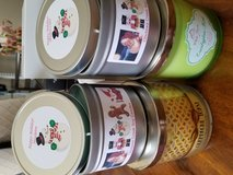 Candles lot in Fort Drum, New York