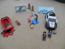Playmobil Sports Lot and Police in Fort Campbell, Kentucky