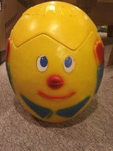 VINtage Humpty Dumpty toy chest in St. Charles, Illinois