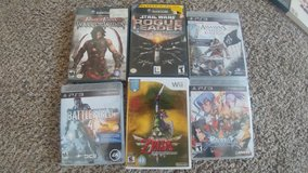 PS2/WII/PC/Gamecube/DVD in Las Cruces, New Mexico