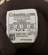 Men's Columbia Hiking boots, size  10.5 in Spring, Texas