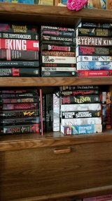 Stephen King books in Vacaville, California