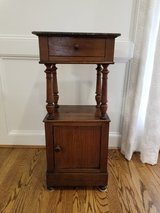 Antique small table in Kingwood, Texas