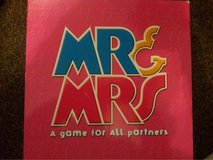 mr and Mrs game in Lakenheath, UK