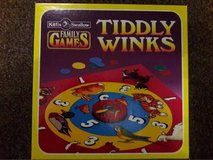 tiddly winks game in Lakenheath, UK