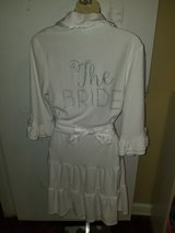 Betsey Johnson Bride Terry Cloth Robe in bookoo, US