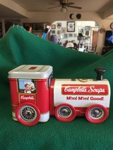 Campbell's Soups train (Metal) in Fort Leonard Wood, Missouri