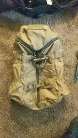 Mystery Ranch 3 day assault pack with BVS in Huntington Beach, California