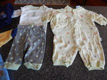 boys 0-3 month  (4 outfits) in Westmont, Illinois