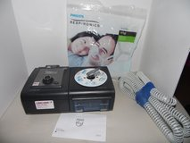Philips Respironics SleepMapper System One Cpap Machine with new mask in Conroe, Texas