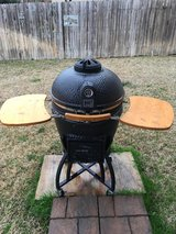 Kamado Professional Ceramic Charcoal Grill in Converse, Texas