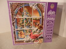 "Sealed 500 Pc. Puzzle ""Home For The Holidays"" in DeKalb, Illinois"