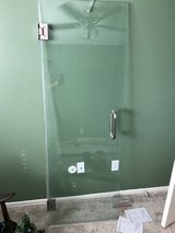 Glass Shower Door in Kingwood, Texas