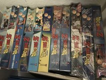Dragonball Z VHS tapes in San Diego, California