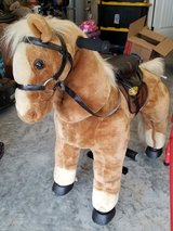 Giddy up n go pony ride on pony in Fort Campbell, Kentucky