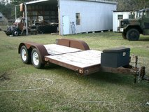 Trailer for sale in DeRidder, Louisiana