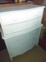 White Wood Dresser- Great Condition!!! in Clarksville, Tennessee